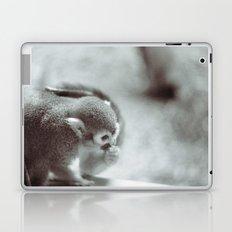 Quiet Monkey Laptop & iPad Skin