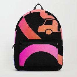Motorhome Heart | Camper van Owner Gift Backpack