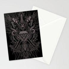 Crest Craft Black Stationery Cards