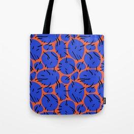 Blue Nori Tote Bag