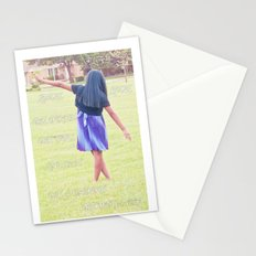 Living life Stationery Cards