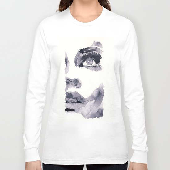 Epiphany - ink wash Long Sleeve T-shirt