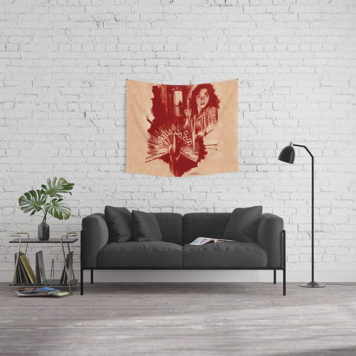 Homage to Suspiria Wall Tapestry