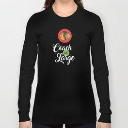 Blackhawks Coach at Large Long Sleeve T-shirt
