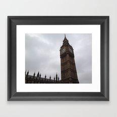 Big Ben London Framed Art Print