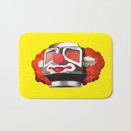 Clownbot Bath Mat