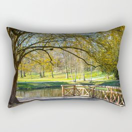 Relaxation Rectangular Pillow