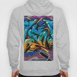 Graffiti Hoody