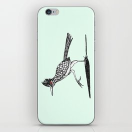 Roadrunner iPhone Skin
