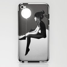 No Such Thing As Nothing (By Night) iPhone & iPod Skin