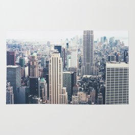 New York City and the Empire State Building Rug