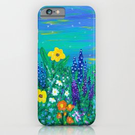 Garden City iPhone Case