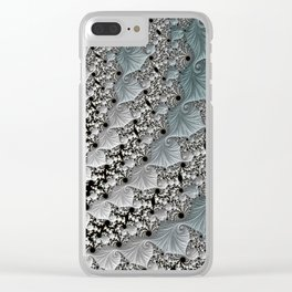 Glam Clear iPhone Case
