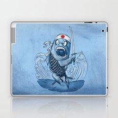 Samurai sushi Laptop & iPad Skin