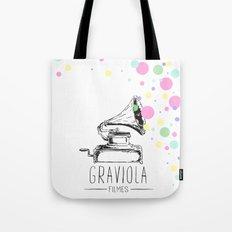 Graviola Filmes Tote Bag