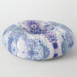 PURPLE PLANET Floor Pillow