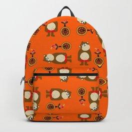 Mr. Monkey Backpack