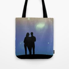 Eternity in an Evening Tote Bag