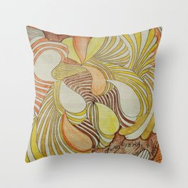 CREPUSCULO 11 Throw Pillow