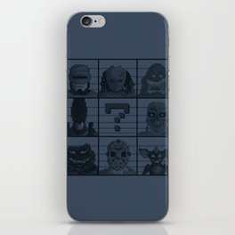 Select your character iPhone Skin