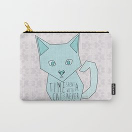 Just Cats Carry-All Pouch