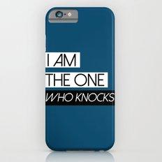 BREAKING BAD Heisenberg blue Slim Case iPhone 6s