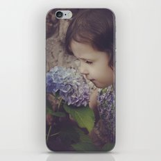 Hurry Up Spring iPhone & iPod Skin