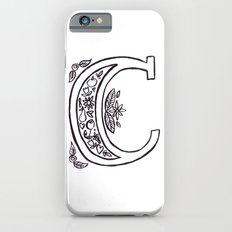 C is for iPhone 6s Slim Case