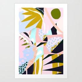 Libby Art Print
