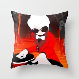 Heat and Clockwork... and Sick Beats Throw Pillow