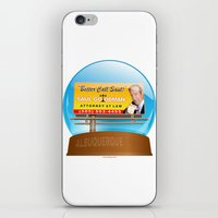 better call saul iPhone & iPod Skins featuring Better Call Saul! by tuditees