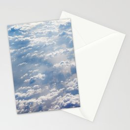 Clouds in Mid-Air Stationery Cards