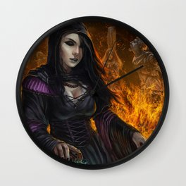The last witchery Wall Clock