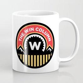 The Win Column Coffee Mug
