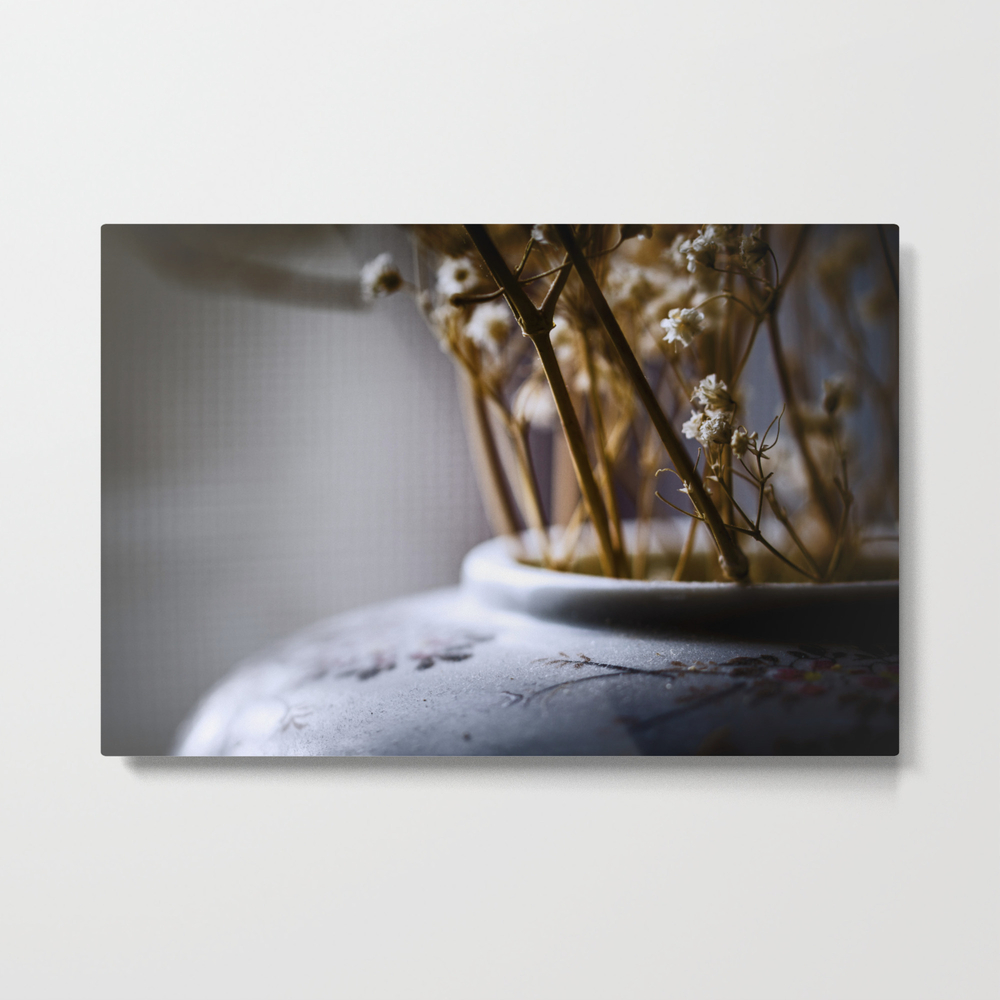 Cold Light Of Day Metal Print by Blumwurks MTP8325197