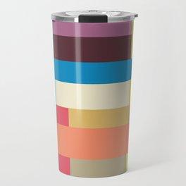 Color Rods 3 Travel Mug