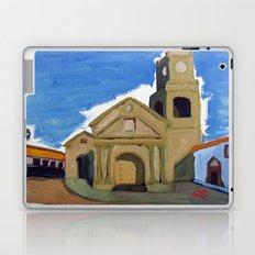 Iglesia San Agustin La Serena Laptop & iPad Skin