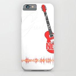 Loveland ColoradoGuita Music is like that retro Custom iPhone Case