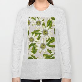Passion Flower. Long Sleeve T-shirt