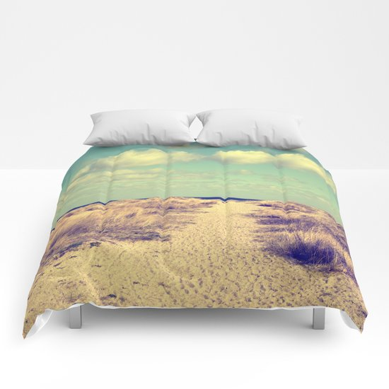 Beach whisper Impression Comforters