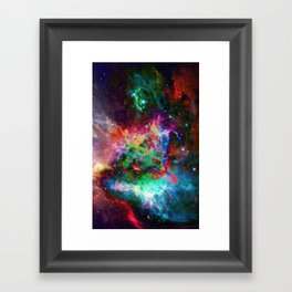 Everything is nothing 11 (therefore it was beautiful) Framed Art Print