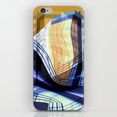 Jasper Ave. #1 iPhone & iPod Skin