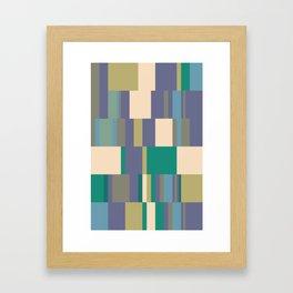 Songbird Sea Grapes Framed Art Print
