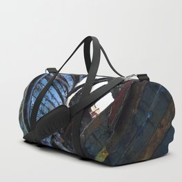 Blue Boats Duffle Bag