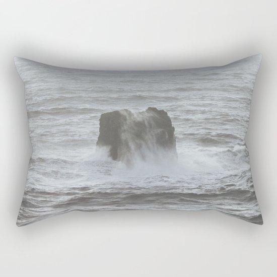 Vík, Iceland III Rectangular Pillow