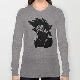 Kakashi Hatake - Naruto Long Sleeve T-shirt