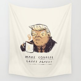 make covfefe great again! trump print Wall Tapestry