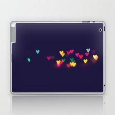 Heart Bokeh III Laptop & iPad Skin