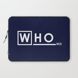 WHO MD Laptop Sleeve