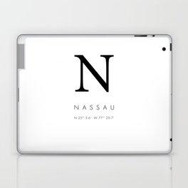 25North Nassau Laptop & iPad Skin